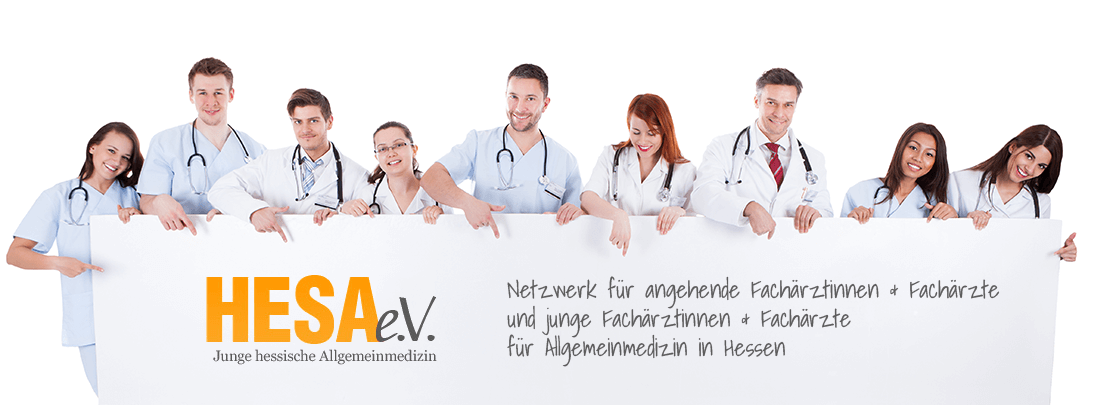 HESA - Verein der jungen hessische Allgemeinmedizin Mitgliedschaft